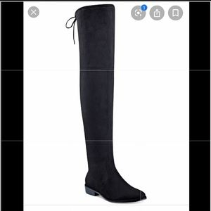 Marc Fisher over the knee boot